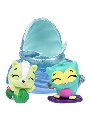 Hatchimals S5 2 Pack with Nest Toys for Girls 5 Years & Above Collectible Toys Surprise Egg