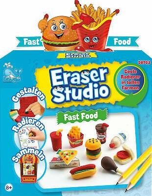 Eraser Studio – Fast Food